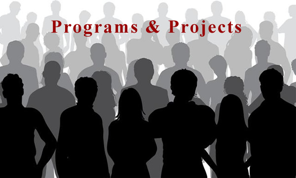 Programs and Projects