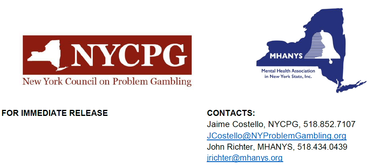 New york problem gambling gamblers classic atlantic city
