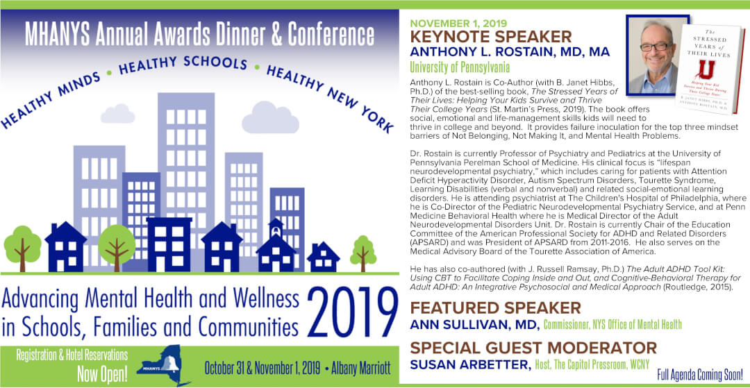 Annual Conference | Mental Health Association in New York State, Inc