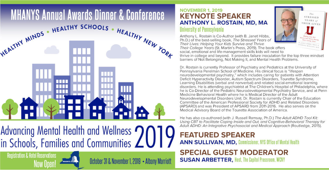 Annual Conference | Mental Health Association in New York